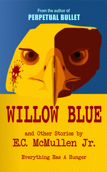 Willow Blue book cover